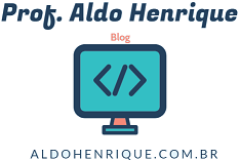 Blog do Prof. Aldo Henrique